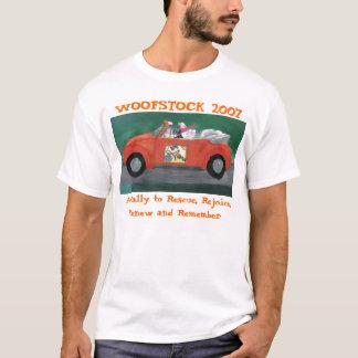 Camiseta Tshirt 2007 de WOOFSTOCK