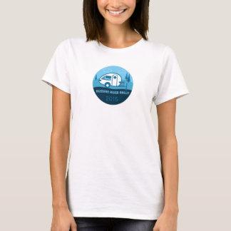 Camiseta Tshirt 2015 da aba da reunião do rio do russo