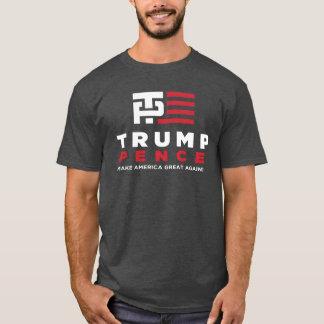 Camiseta Tshirt 2016 da eleição da campanha das moedas de