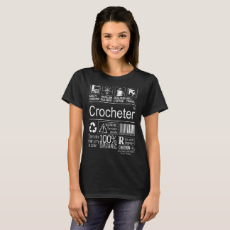 Camiseta Tshirt a multitarefas do estilo de vida de