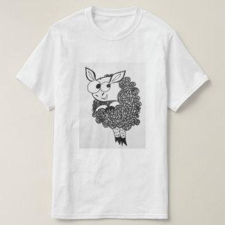 Camiseta TShirt acanhado