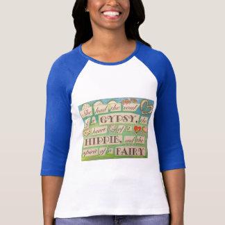 Camiseta tshirt aciganado