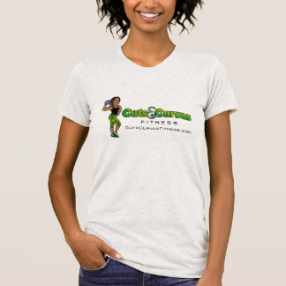 Camiseta TShirt americano do logotipo do Dumbbell de
