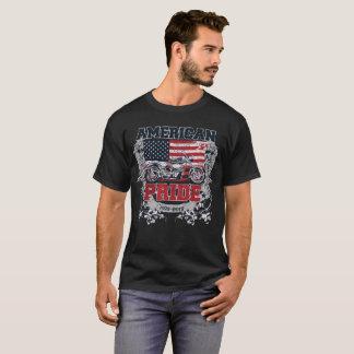 Camiseta Tshirt americano do orgulho