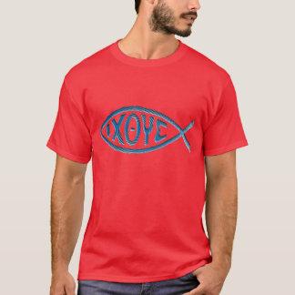 Camiseta TShirt azul de Ichthys