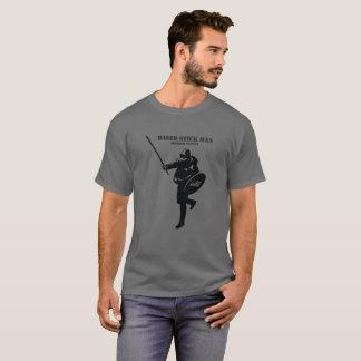 Camiseta Tshirt baseado do homem da vara