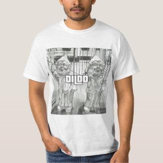 Camiseta Tshirt blanc Dildmusic