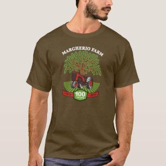 Camiseta TShirt Brown do ano Men's-100