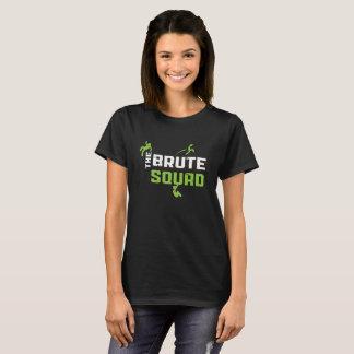 Camiseta Tshirt brutal do pelotão do falhanço de sacudir