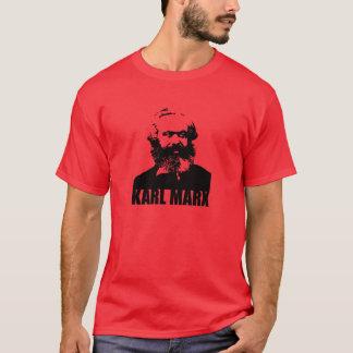 Camiseta TShirt comunista socialista da revolução de Karl