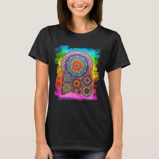 Camiseta Tshirt cura de activação das senhoras da arte da