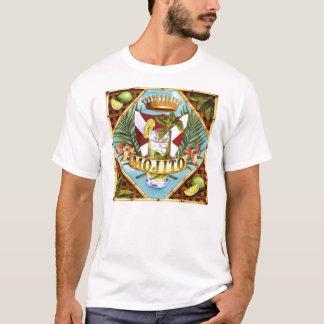 Camiseta Tshirt da arte de Mojito