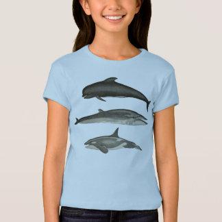 Camiseta Tshirt da baleia
