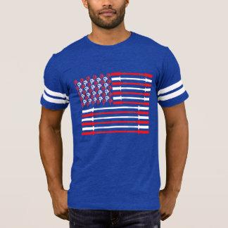 Camiseta Tshirt da bandeira de Murph CFHV