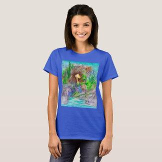 Camiseta TShirt da cachoeira do cogumelo