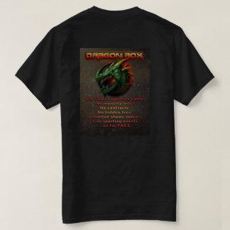 Camiseta Tshirt da caixa do dragão