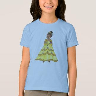 Camiseta Tshirt da campainha da princesa da beleza do