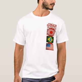 Camiseta TShirt da equipe de Jiujitsu