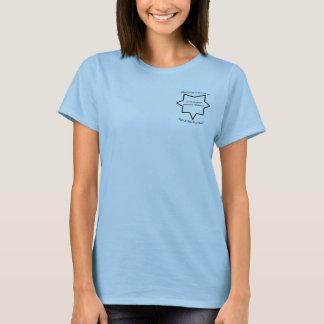 Camiseta TShirt da escola do campo de Galveztown