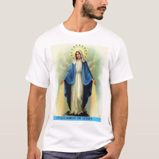 Camiseta Tshirt da igreja de Ninian do santo