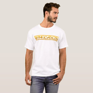 Camiseta Tshirt da perda do amor do piscar os olhos