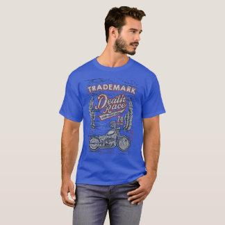 Camiseta Tshirt da raça da morte da marca registrada