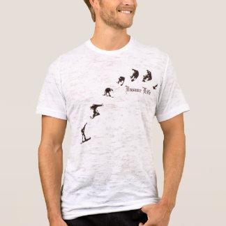 Camiseta TShirt da snowboarding 360
