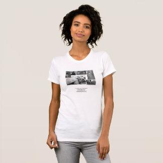 Camiseta Tshirt da tartaruga da tartaruga, mantra para