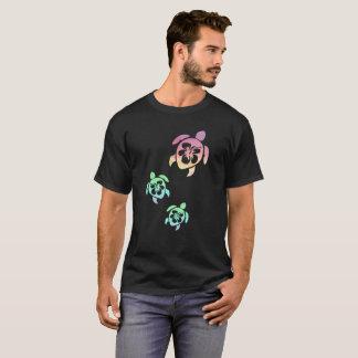 Camiseta Tshirt da tartaruga de mar de Honu