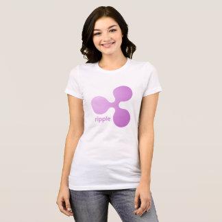 Camiseta Tshirt das mulheres da ondinha