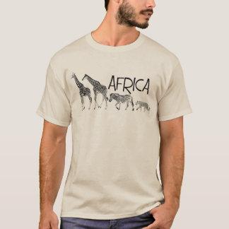 Camiseta Tshirt de África