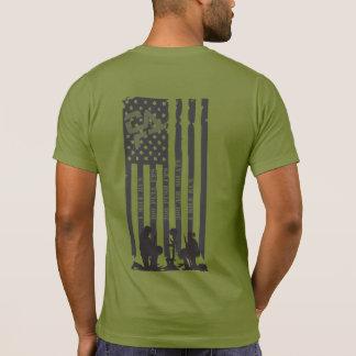 Camiseta Tshirt de alta tensão dos homens de Crossfit Murph