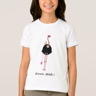 Camiseta Tshirt de A'www. .strich