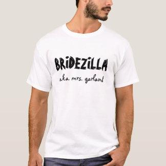 Camiseta Tshirt de Bridezilla
