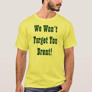 Camiseta T'shirt de Favre, empacotador