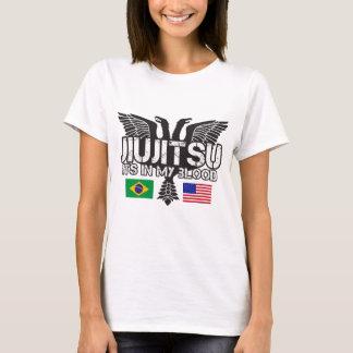 Camiseta Tshirt de JiuJitsu