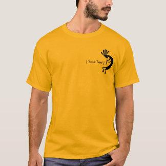 Camiseta Tshirt de Kokopelli do Hopi