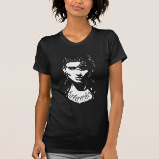 Camiseta Tshirt de Lisbeth Salander