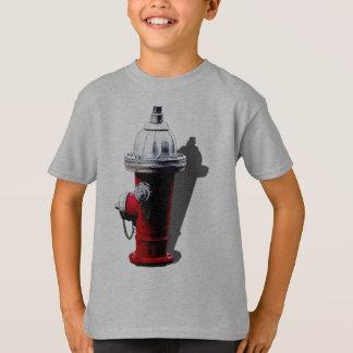 Camiseta Tshirt de New York da boca de incêndio de fogo