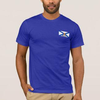 Camiseta TShirt de Nova Escócia