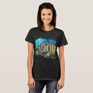 Camiseta Tshirt de Roma, Italia