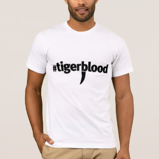 Camiseta Tshirt de Tigerblood