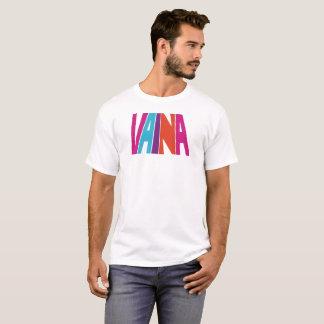 Camiseta Tshirt de Vaina