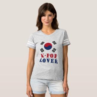 Camiseta Tshirt do amante do K-Pop
