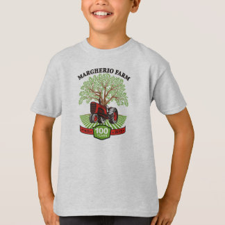 Camiseta TShirt do ano Kids-100
