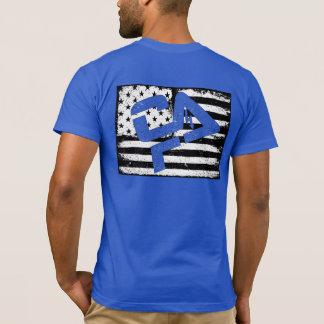 Camiseta Tshirt do azul de Murph