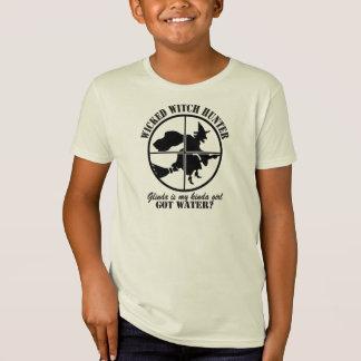Camiseta Tshirt do caçador de bruxa