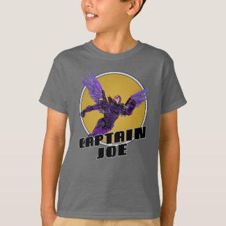 Camiseta Tshirt do capitão Joe dos miúdos