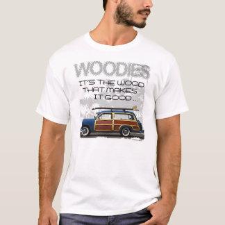 Camiseta Tshirt do carro de Woodies