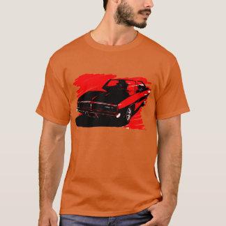 Camiseta Tshirt do carro do carregador de 1969 Dodge